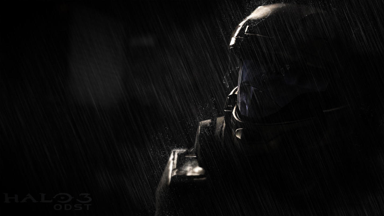 Halo 3: ODST Rain by Halcylon
