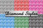 Diamond Photoshop Styles