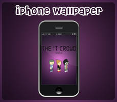 iPhone - The IT Crowd V3.0