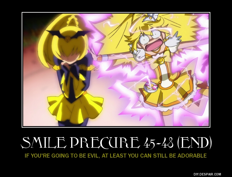 ataru reviews   smile precure 45 48 end by strangerataru