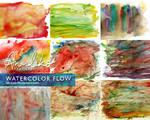 Anandako Textures -Watercolor