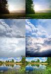 Landscape-Skyscape-Waterscape Action Pack