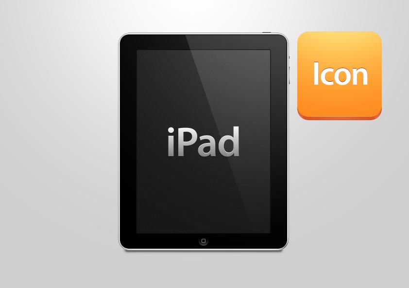 iPad Icon by TinyLab