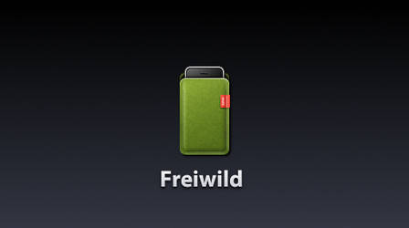Freiwild iPhone Sleeve Icon