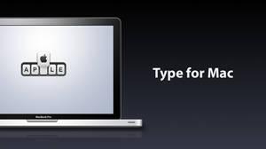 TYPE Mac