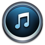 iTunes Icon for Mac OS X