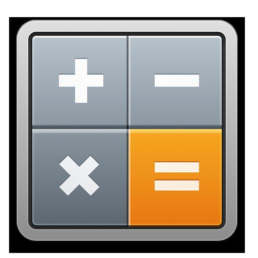 Calculator Icon by TinyLab
