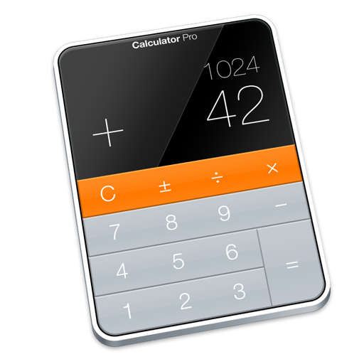Calculator Icon by TinyLab