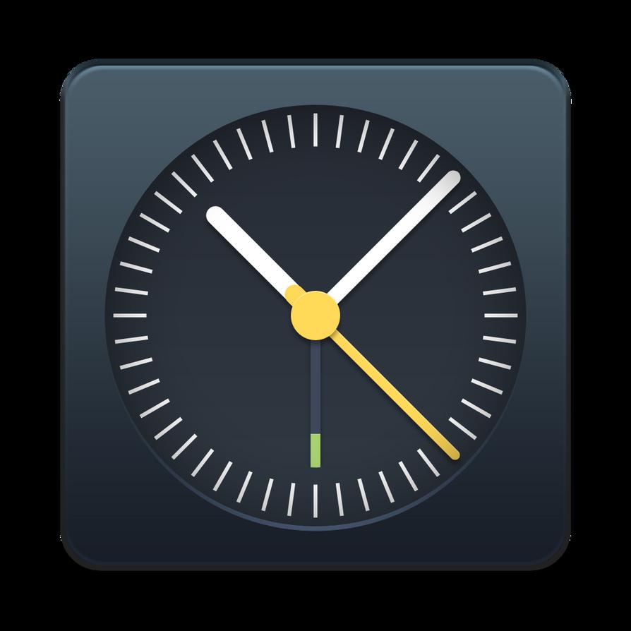 Alarm Clock Icon by TinyLab