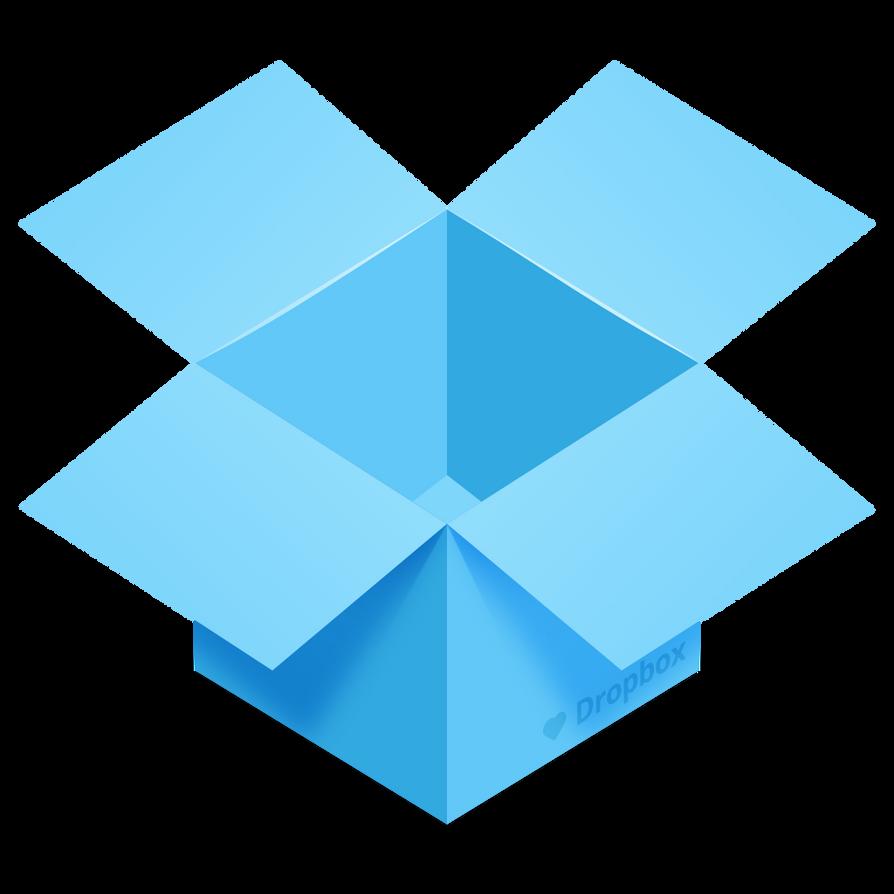 Dropbox Icon (Yosemite Style) by TinyLab