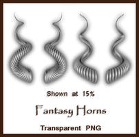 Fantasy Horns