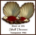 Shell Throne