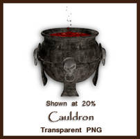 Cauldron by shd-stock