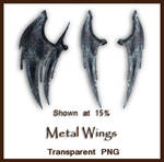 Metal Wings