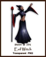 Evil Sorceress by shd-stock