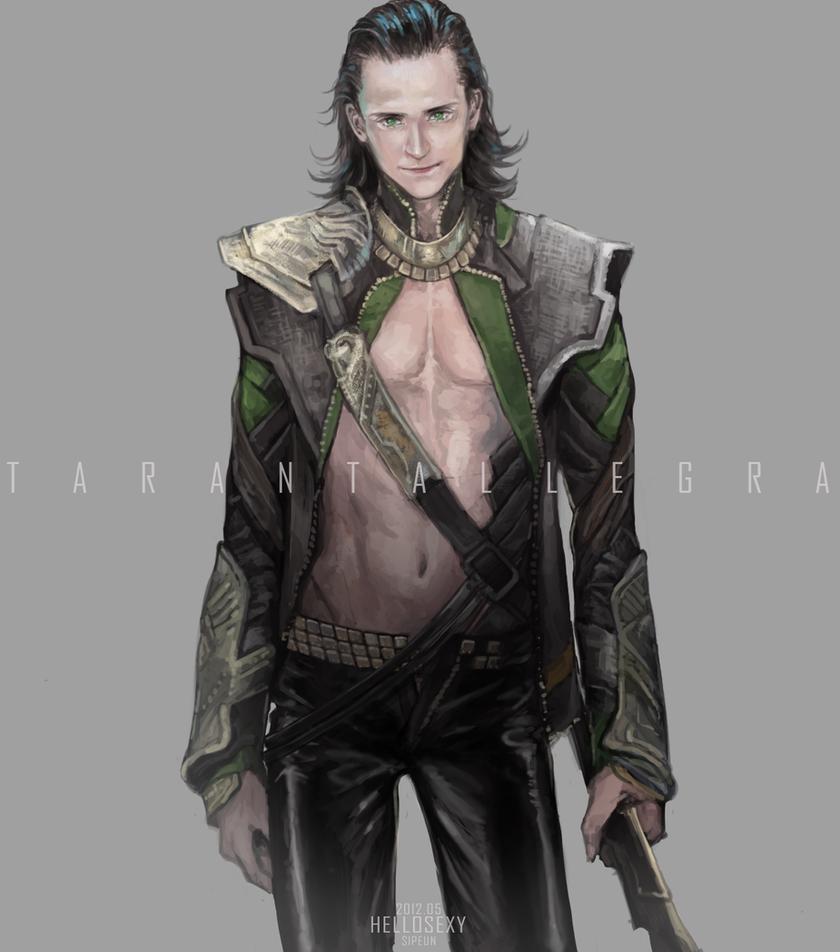 Loki X Reader X Thor Lemon Massillon