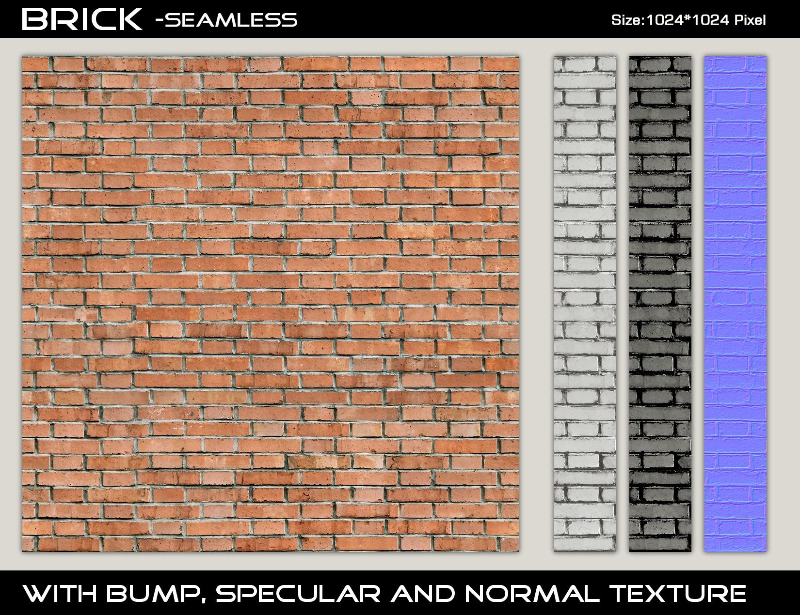 Brick 4 - Seamless