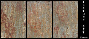 Texture Set - Rusty Metal
