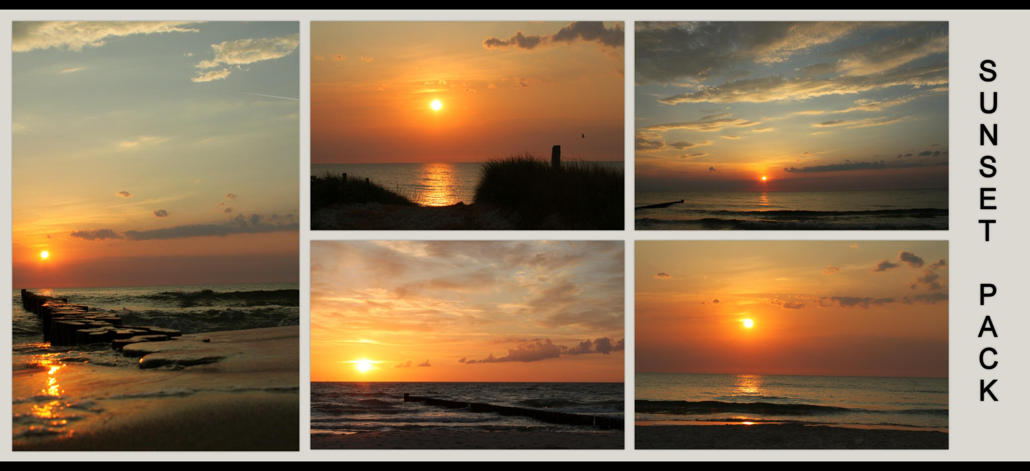 Sunset Pack by AGF81