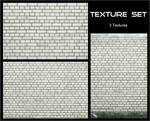 Texture Set - White Brick