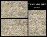 Texture Set - Stone Wall