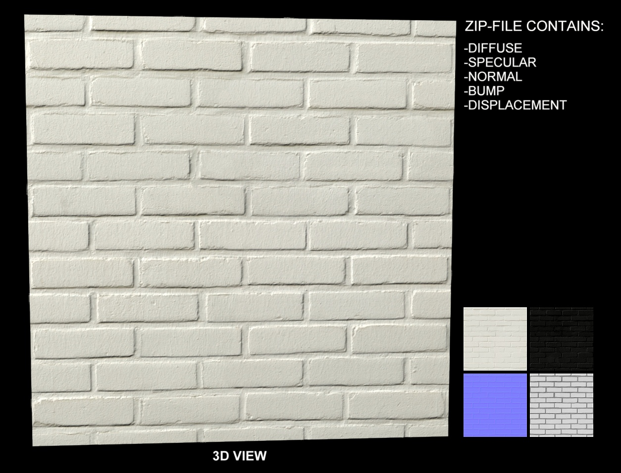 Brick Texture 8 - Seamless