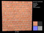 Brick Texture 11 - Seamless