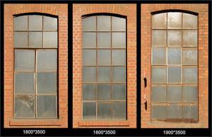 Window Texture Set - 1