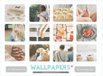 Wallpapers #2: Tonada pastel.