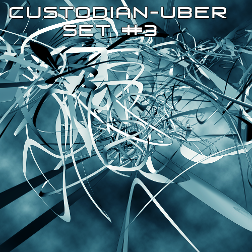 CustodianUber Set 3: Abstract by Custodian-Uber