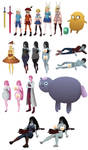 Adventure Time Fan Game (Models Download) by Mikeinel
