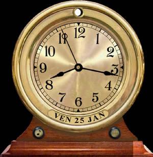 Clock V2.20