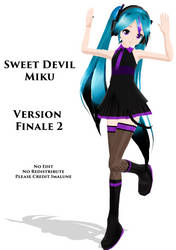 Sweet Devil Miku Finale Version [Download] by Imalune