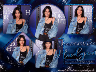 Photopack 1446~ Vanessa Hudgens by KiloDCarnesPhotopack
