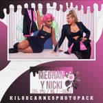 ScreenCaptures 173~ Meghan T. y Nicki M. {NTMY}
