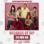 Photopack 2553 ~ Wizards Of Waverly Place Season 2