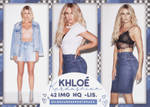 Photopack 2687 ~ Khloe Kardashian