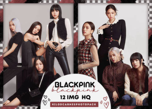 Photopack 2919 ~ Blackpink