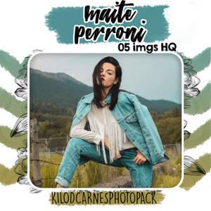 Photopack 4113 ~ Maite Perroni