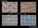 Metal textures pack II