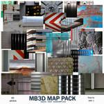 MB3Dmap pack