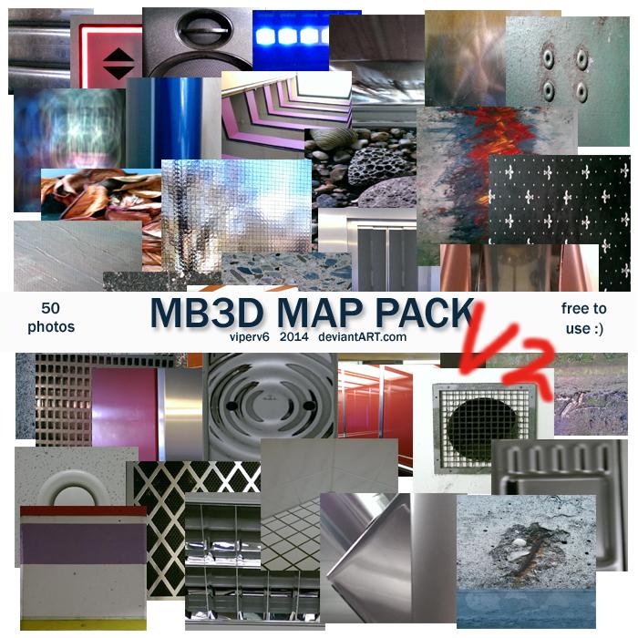 MB3DmapPACKv2