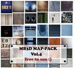 MB3D Map pack Vol.4