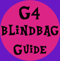 My Little Pony G4 Blind Bag Guide (ver. 2.3) by jerry411
