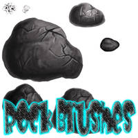 Rock Brushes V2 by pokefan