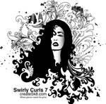 Swirly Curls 7 - Medusa's Hot