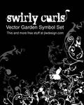 Swirly Curls - Vector Garden