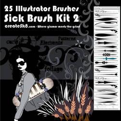 Sick Brush Kit 2