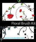 Free Illustrator Brush Pack
