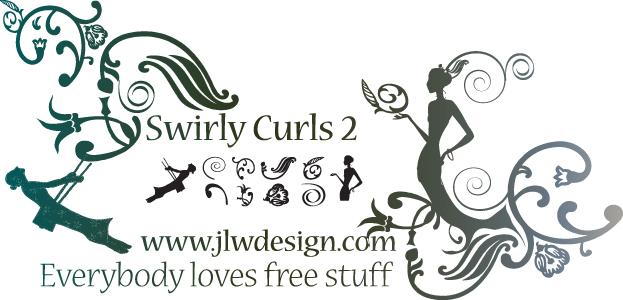 Swirly Curls 2